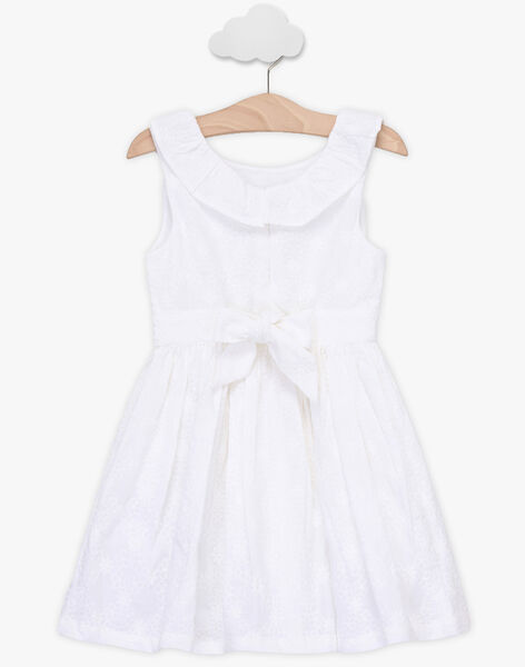 White Dress TYROETTE / 20E2PFJ4ROB000