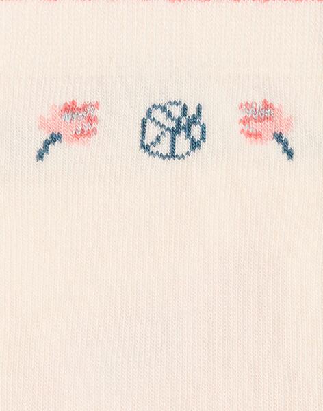 Pink LOW SOCKS ZEPUETTE / 21E4PFI1SOBD319