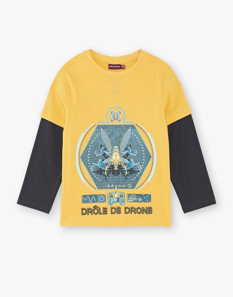 T-shirt child boy ZARAGE / 21E3PG91TMLB114