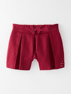 Purple SHORTS VICHORETTE / 20H2PF61SHO709