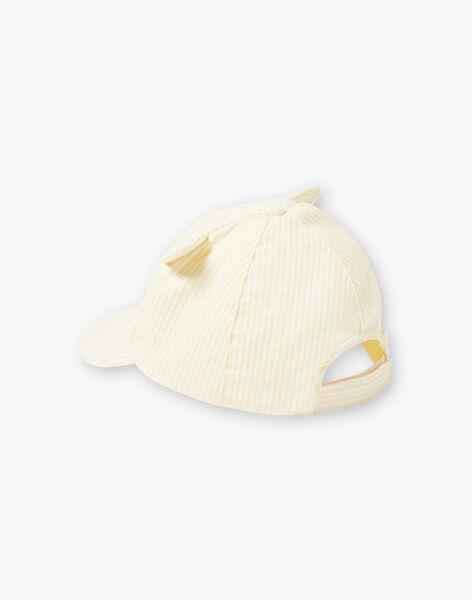 Yellow HAT ZICASETTE / 21E4PFO2CHAB104