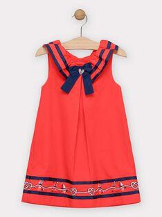 Red Dress TUIMIETTE / 20E2PFW1ROBF503