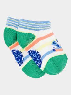 Off white Low socks RUCHOSAGE / 19E4PGP1SOB001