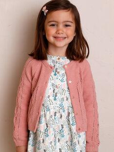 Cardigan child girl ZARAETTE / 21E2PF72CARD327