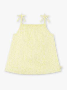 Yellow TANK TOP ZLYNETTE3 / 21E2PFL3DEBB104