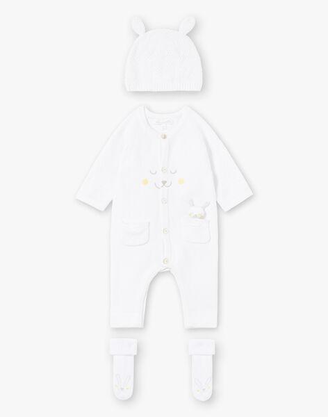 White SET ZOKIM / 21E0CMG1ENS000