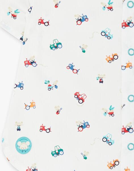 Short sleeve printed shirt ZAKIKI / 21E1BGJ1CHM000