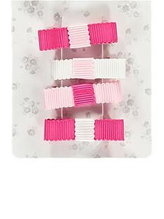Rose Hair clip RUIBETTE / 19E4PFK5BRT309