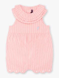 Baby girl pink jumpsuit ZAPRUNE / 21E1BFT1CBLD305