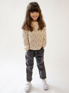 Jean child girl ZEDENETTE / 21E2PF91JEAJ912