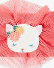 Coral cat headband ZACLARA / 21E4BFI3BAN404