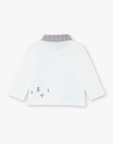 Off white POLO SHIRT VAPIERRE / 20H1BGW1POL001