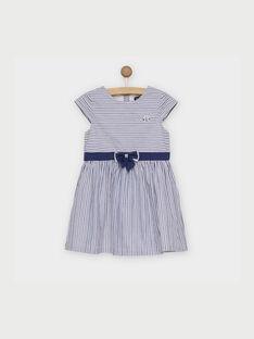 Navy Dress RYCACETTE / 19E2PFT2ROB070