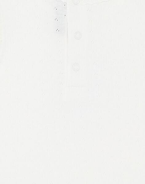 Off white BODY SUIT ZAPERLA / 21E1BFT1BOD001