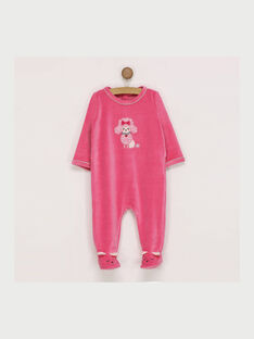 Pink Romper REJOYEUSE / 19E5BF31GRED309