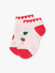 Pale rose LOW SOCKS ZOKOUETTE / 21E4PFJ1SOB301