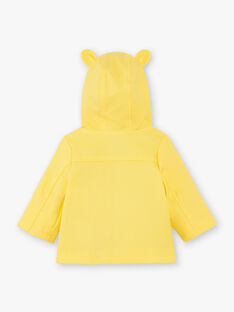 Yellow RAIN COAT ZUBADI / 21E1BGM1IMPB105