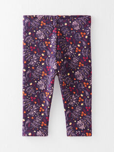 Purple LEGGINGS VAMALOU / 20H4BFU1CAL711