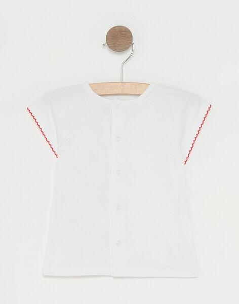 Off white T-shirt TAQLOE / 20E1BFP1TMC001