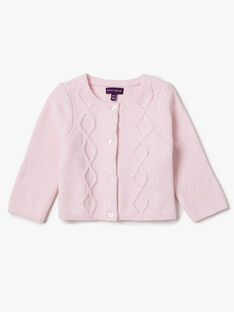 Pale rose CARDIGAN VAORORE / 20H1BFW2CAR301