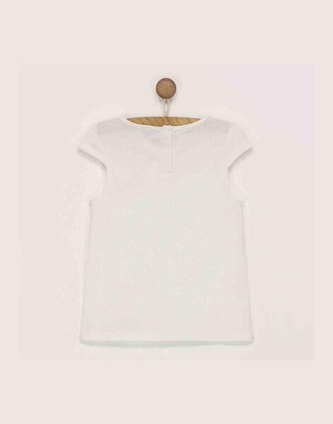 Off white T-shirt RUFAPETTE / 19E2PFF1TMC001