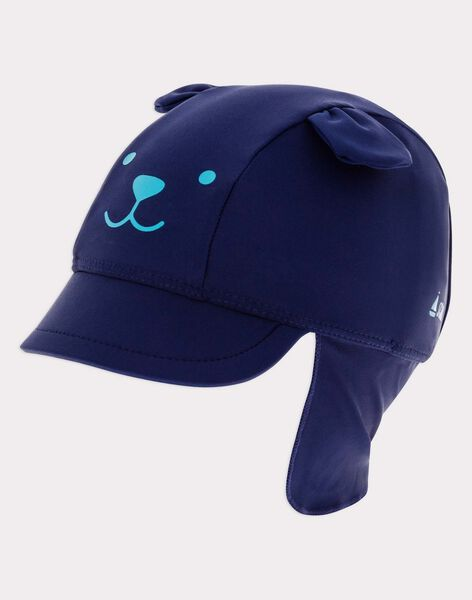 Navy Hat RUMAXENCE / 19E4BGN1CHAC205