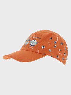 Light coral Hat TIVOUAGE / 20E4PGP2CHA415