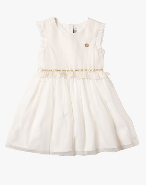 Gold CHASUBLE DRESS VRAPILETTE / 20H2PFZ1CHS954