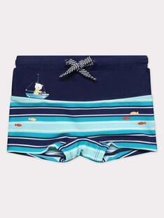 Navy Swimsuit RUMATHEO / 19E4BGN2MAIC205