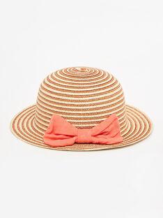 Coral Hat TYOKETTE / 20E4PF22CHA404