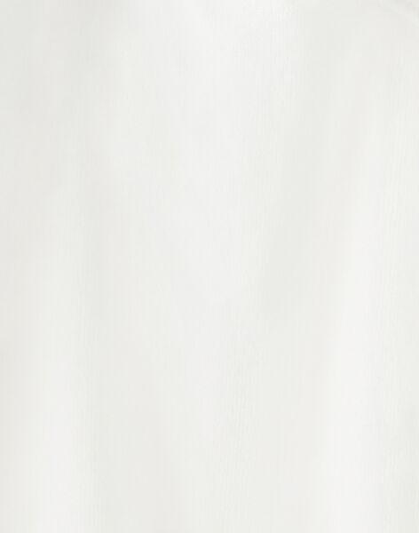 Off white ROMPER VELANA / 20H5BF35GRE001