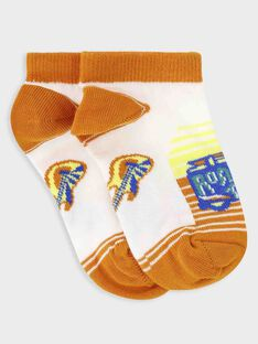 White Low socks TEFESTAGE / 20E4PGG1SOB000