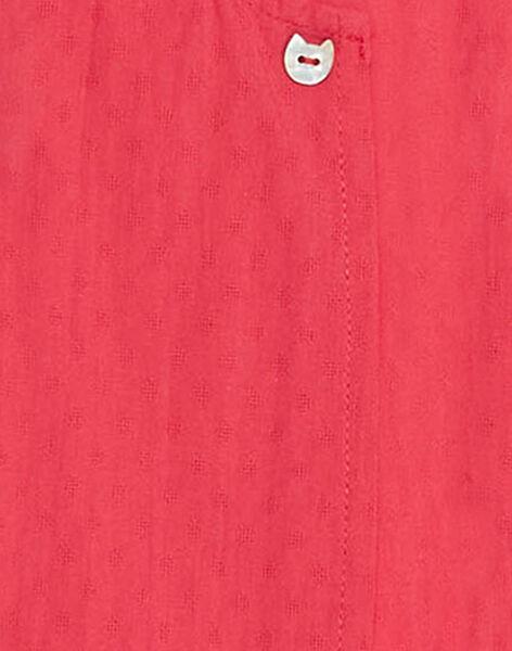 Fushia Jumpsuit TUVACHATON / 20E0CFR1CBL304