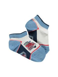 Off white Low socks RORAYAGE / 19E4PGH2SOB001