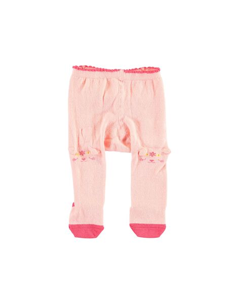 Baby rose Tights TABULLE / 20E4BFB1COL307