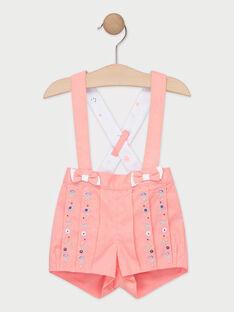 Pink Shorts TAQALY / 20E1BFP1SHOD323