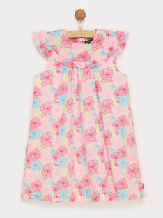 Rose Dress RUIBAFETTE / 19E2PFP1ROB309