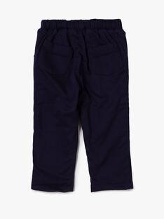 Navy PANTS VARIMA / 20H1BFY1PAN070