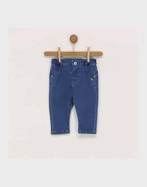 Dark denim Jeans RAAYME / 19E1BG21JEAK005