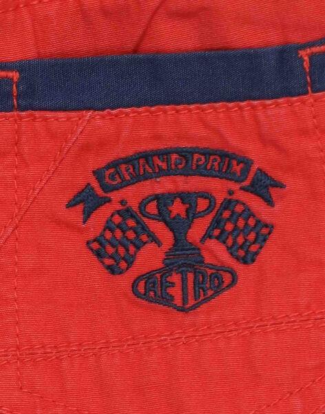 Red Bermuda RODRAGE / 19E3PGH1BERF506