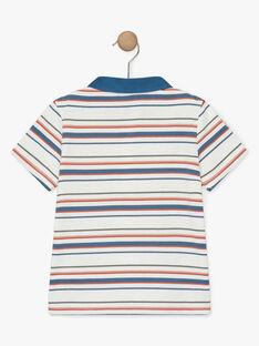 Off white Polo shirt TOMITAGE / 20E3PGQ1POL001