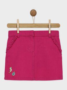 Pink Skirt ROYLOETTE / 19E2PFQ1JUPD302