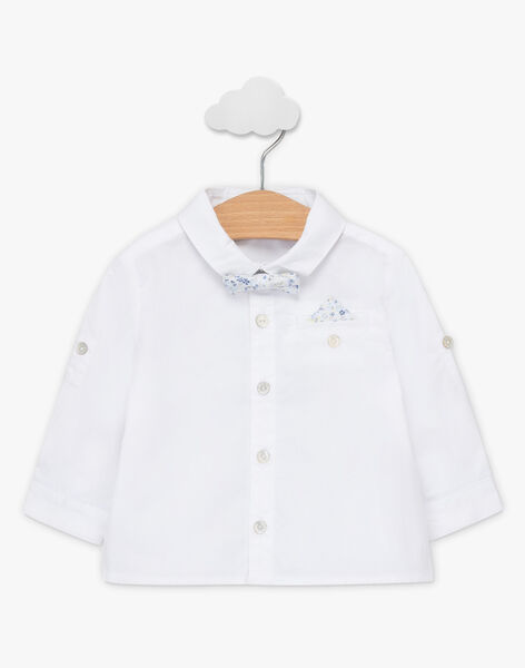 Off white Shirt TAJOSSELIN / 20E1BGJ2CHM001