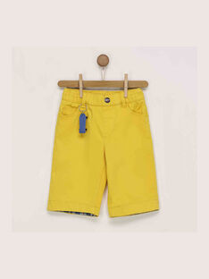 Yellow Bermuda RECIAGE / 19E3PGC1BER412