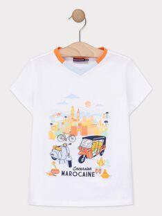 Off white T-shirt TYELAGE / 20E3PG21TMC001