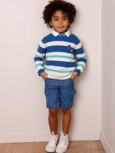 Bermuda denim shorts with pockets ZABILAGE / 21E3PGJ2BER721