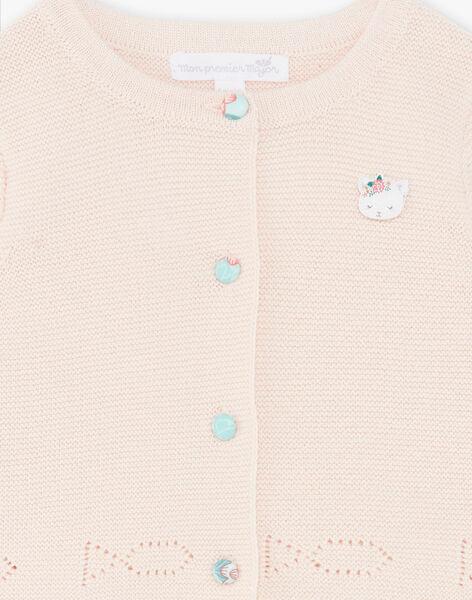 Pink CARDIGAN ZACARINE / 21E1BFI1CARD319