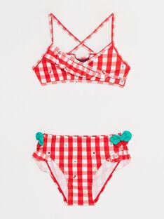 Red Swimsuit TIROUETTE / 20E4PFI1D4L050