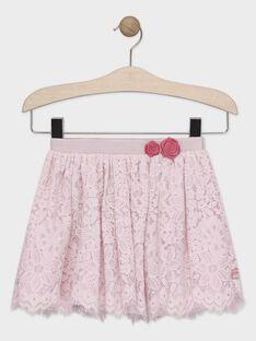 Baby rose Skirt TYANIETTE / 20E2PF12JUP307