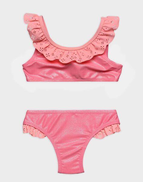 Rose Swimsuit RUBILETTE / 19E4PFN3D4L030